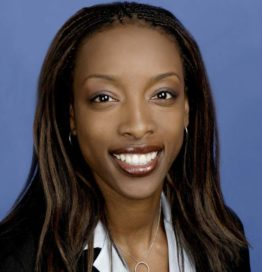 Jene Elzie<br><small>Vice President of International Marketing for the NBA</small>